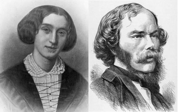 George Eliot and George Lewes